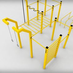 Descargar Street workout park gym low poly Modelo 3D by kreatura. Formatos disponibles: .max .c4d .obj .3ds .fbx .lwo .stl - 3DExport.com