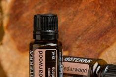 Doterra Cedarwood, Peppermint, Mint