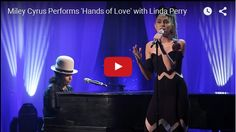 Watch: Miley Cyrus - Hands of Love Feat Linda Perry See lyrics here: http://mileycyruslyric.blogspot.com/2015/11/hands-of-love-lyrics-miley-cyrus.html #lyricsdome