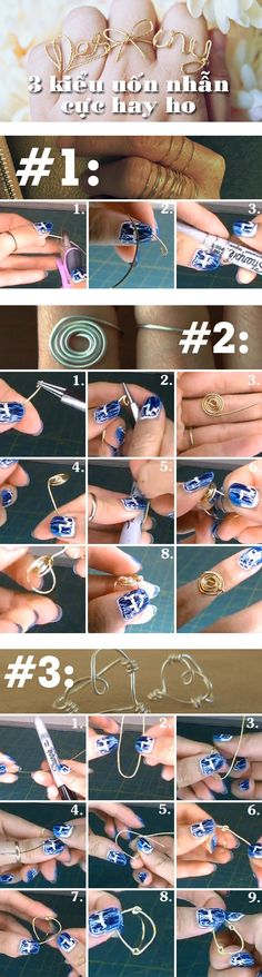 This is some awsome ideas about rings that you might want to check it out and make your own