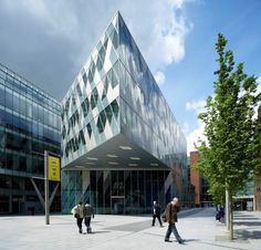 1 The Avenue, Spinningfields (Offices)