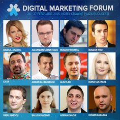 Ne Vedem La Digital Marketing Forum 2015 Ecommerce, Seo, Digital Marketing, E Commerce