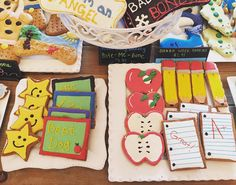 Back to School Dog Treats, or for you favorite puppy loving teacher!