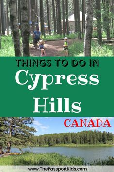 13 Best Things to Do in Cypress Hills Interprovincial Park - The Passport Kids Adventure Family Travel Camping Places, Places To Travel, Vacation Places, Vacations, Canada Travel, Japan Travel, Family Adventure, Adventure Travel, Quebec