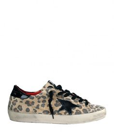 Sneakers Superstar Léopard Gloss - GOLDEN GOOSE