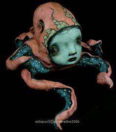 Scott Radke Octopus Head