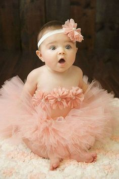 Handmade Lovely Newborn Infant Baby Girls Boys tutu Skirt Headband Costume  Photo Photography Prop Outfits Hair Accessories Sets e996af2801ff