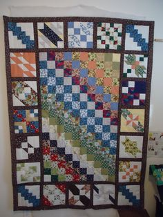 Scrappy Quilt show - Right Here!! :)