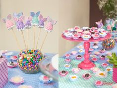 festa do mar cake pop