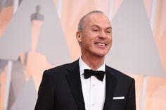 Michael Keaton, un Outfit perfectamente portado.