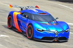 Renault Tweets About Re-Launching The Alpine In February 2016 More exactly, Renault says they are planning to launch/re-launch their sub-brand Alpine on February 16, 2016.  The new sports car is somehow similar to the Alpine Celebration Concept featured at the 2015 Le Mans and will be equipped with a 1.8-liter rear-mid mounted engine, AWD with 7-speed...