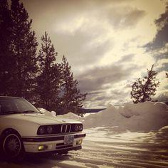 Our Alpine E30 Red46