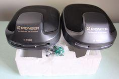 Pioneer TS R1600II Retro Classic Car Speakers 16CM Cross Axial Two Way 120 W NOS…