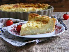 Makacska konyhája: Chäswähe vagyis Svájci sós, sajtos pite