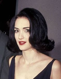 Winona Ryder. ☚                                                                                                                                                                                 More