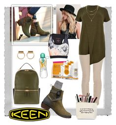 """""""So Fresh and So Keen: Contest Entry"""" by tmorris-tm on Polyvore featuring Polaroid, Falke, Keen Footwear, The Row, Ted Baker, River Island, Henri Bendel, Mio and keen"""