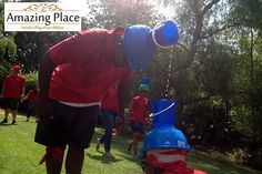 The Amazing Place in Sandton recently hsoted ateam from Standard Bank for a Corporate Fun Day team building event.#StandardBank #CorporateFunDay #TeamBuilding #Sandton