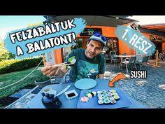 2020-ban is FELZABÁLTUK a Balatont! - 1. rész 😎😎😎 - YouTube Merida, Youtube, Street, Kitchen, Cooking, Kitchens, Cuisine, Youtubers, Walkway