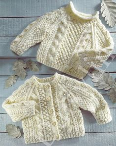 Baby Knitting Patterns Cardigan Aran Knitting Pattern Cardigan Sweater with cables Baby Girls Boys 590 in… Baby Knitting Patterns, Baby Cardigan Knitting Pattern, Knitting For Kids, Crochet Cardigan, Baby Patterns, Sweater Patterns, Free Knitting, Crochet Patterns, Vogue Knitting