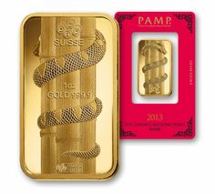 Pamp Suisse Presents The Year Of The Dragon 1 Ounce Gold