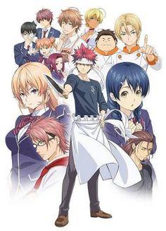 Anime-Saikou | Shokugeki no Soma (Food Wars!) VOSTFR BLURAY