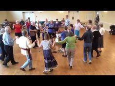 Mayday International Dance Party at Folk Dance on Fridays - YouTube