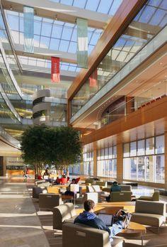 Ballinger Interior Design Academic Wisconsin Institute For Discovery