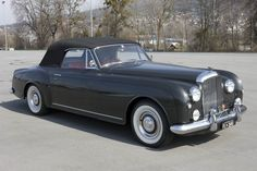 1958 Bentley S1 Continental Drophead Coupe