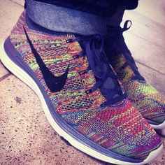 "Nike Flyknit One+ ""Multi-Color"""