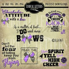 Cheerleading Competitive Cheer Collection SVG DXF Fcm Ai Eps Png Jpg Digital file for Comme Cheer Camp, Cheer Coaches, Youth Cheer, Cheer Gifts, Cheer Bows, Cheer Quotes, Cheerleading Quotes, Cheerleading Shirts, Volleyball Quotes