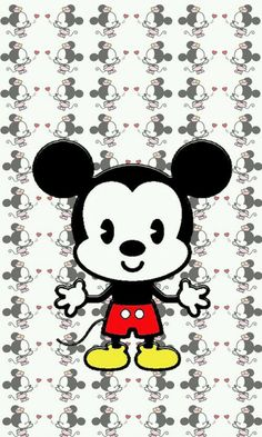 Image via We Heart It https://weheartit.com/entry/145189218/via/22479432 #cute #mickeymouse #wallpaper