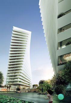 Evolved #luxury living in Coconut Grove. #GroveAtGrandBay #RealEstate #Miami #Luxury