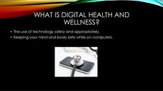 Image result for digital health and wellness images What Is Digital, Use Of Technology, Health And Wellbeing, Health Care, Mindfulness, Image, Consciousness, Awareness Ribbons