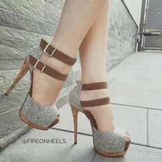 Best Shoes Soft colors and Details. Latest Summer Fashion Trends. The Best of high heels in 2017.
