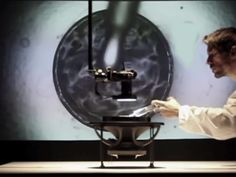Sonic Water - Cymatics Makes Audio Visible