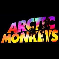 nuke126:  Arctic Monkeys logo from their California tour 2011 tshirt  good one nick