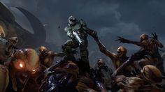 An 13. Mai ist das neue Doom2 erschienen und wie wir im Trailer sehen können, gibt es eine Kettensäge und vermutlich genügend Möglichkeiten, sie auszuprobieren. Mehr muss man da vermutlich nicht sagen DOOM is back! With a brutal single-player campaign, iconic fast-paced multiplayer, and the ability to create and play your own levels with SnapMap, [ ]