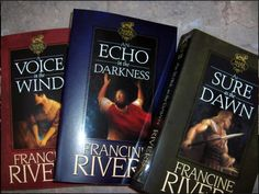 The Mark of the Lion trilogy by Francine Rivers