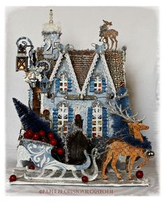 sizzix village manor UK - Google Search