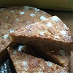A really moist hazelnut coffee cake - Swedish recipe perfect for Fika  #cake