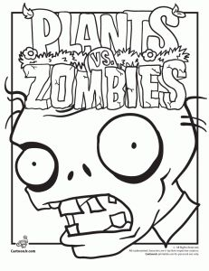 Free Printable Plants Vs Zombies Coloring Page halloween printouts printables Halloween Coloring Pages, Cute Coloring Pages, Cartoon Coloring Pages, Coloring Pages To Print, Free Printable Coloring Pages, Adult Coloring Pages, Coloring Pages For Kids, Coloring Books, Free Coloring