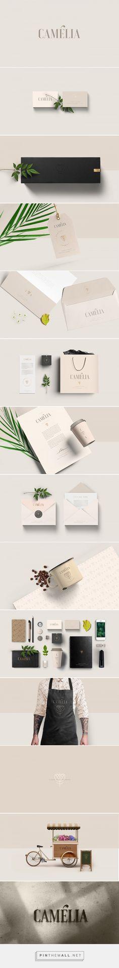 Camélia Florist Branding by Estudio Alice | Fivestar Branding Agency – Design and Branding Agency & Curated Inspiration Gallery