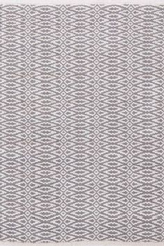 Dash And Albert - Dash And Albert Fair Isle 72655 Grey-Platinum Area Rug #72655