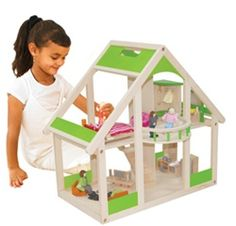 Educo Welcome Doll House