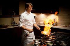 Hannibal - Season 1  Flambe