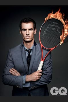 With Andy Murray smoking the cover of GQ this month, we're all fired up for Wimbledon and here's some ideas on what to wear.