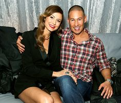 Stacy Keibler Pregnant! Newlywed Expecting Jared Pobre's Baby - Us Weekly