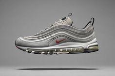 http://www.lamula.fr/nike-va-reediter-air-max-97-silver/  #AirMax97 #sneakers #nike