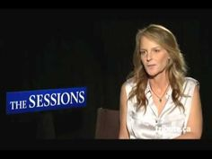 Helen Hunt - The Sessions interview with Tribute at TIFF 2012