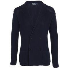 Polo Ralph Lauren Cotton Blazer ($500) via Polyvore